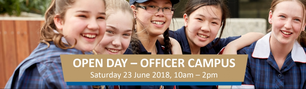 Officer OpenOfficer Campus Open DayDay