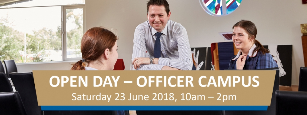 Open Day - Officer Campus